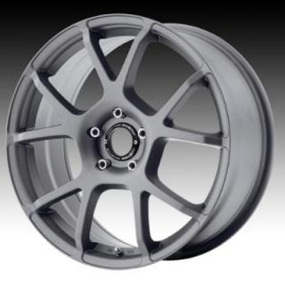 SPECIAL BUY WHEELS  MOTEGI RACING - MR121 TITANIUM GRAY RIM PPT