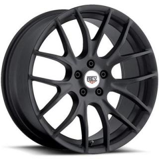 REV WHEELS  FWD 203 MATTE BLACK RIM