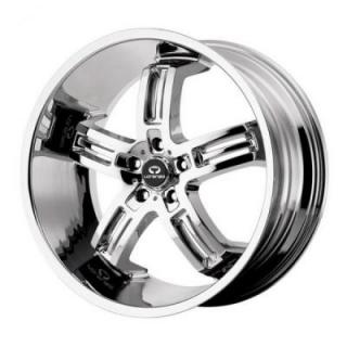 SPECIAL BUY WHEELS  LORENZO WL026 CHROME