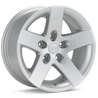 MR1X SILVER RIM from MAMBA OFFROAD WHEELS