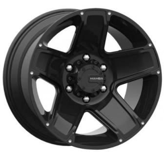 M13 MATTE BLACK RIM from MAMBA OFFROAD WHEELS - OCT. SALE!