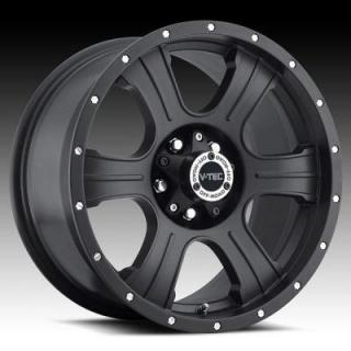 SPECIAL BUY WHEELS  V-TEC - ASSASSIN 396 RWD MATTE BLACK RIM PPT