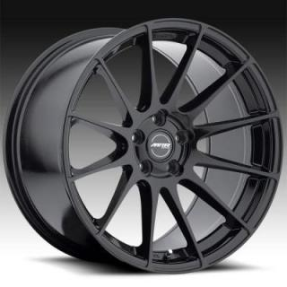 MRR DESIGN WHEELS  GF6 BLACK
