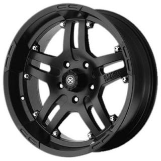ATX SERIES WHEELS  AX181 ARTILLERY TEFLON COATED RIM