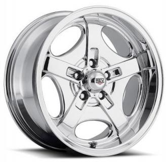 REV WHEELS  CLASSIC 101 CHROME RIM
