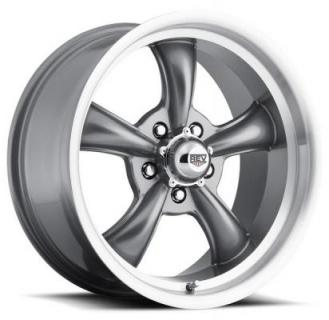 REV WHEELS  CLASSIC 105 ANTHRACITE RIM