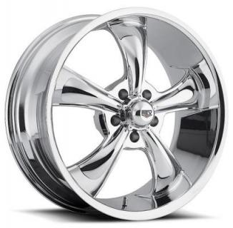 REV WHEELS  CLASSIC 105 CHROME RIM