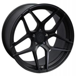 SPEEDY WHEELS  DOMINATOR BLACK RIM