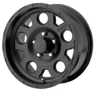 XD SERIES WHEELS  XD122 ENDURO MATTE BLACK RIM