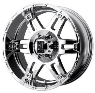 XD SERIES WHEELS  XD797 SPY CHROME RIM