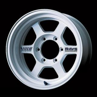 VOLK RACING  VOLK RACING WHEELS - TE37 - Large PCD-X-White