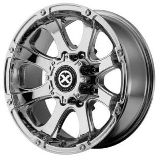 SPECIAL BUY WHEELS  ATX SERIES AX188 LEDGE CHROME RIM PPT