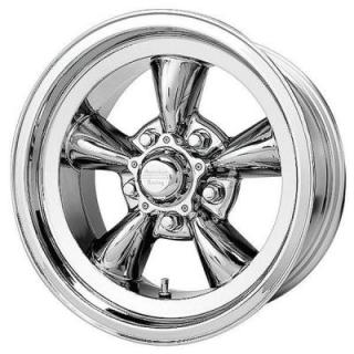 SPECIAL BUY WHEELS  AMERICAN RACING VN605D TORQ THRUST D CHROME RIM PPT