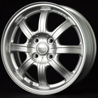 VOLK RACING WHEELS - Eco Drive-Super Eco - Spark Silver-8spoke by VOLK RACING