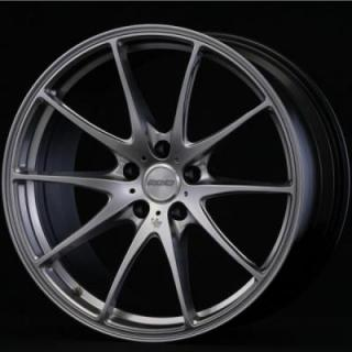 VOLK RACING WHEELS - G25 - Mercury Silver/Rim Edge DC by VOLK RACING