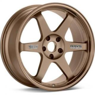 VOLK RACING  VOLK RACING WHEELS - TE37 - Bronze