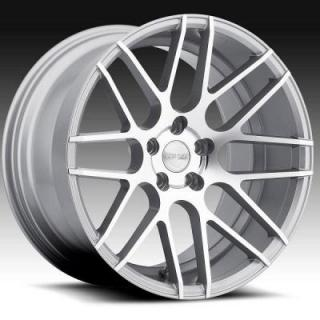 MRR DESIGN WHEELS  GF7 SILVER