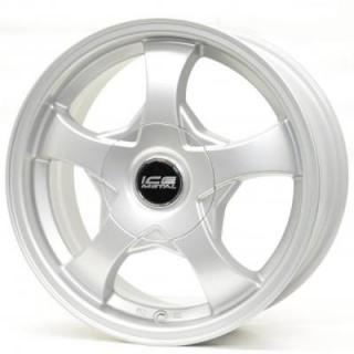 ICE METAL - IW895 SILVER PPT from SPECIAL BUY WHEELS