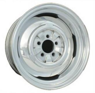 108 SERIES BILLET OE STYLE POLISHED RIM  by CIRCLE RACING WHEELS