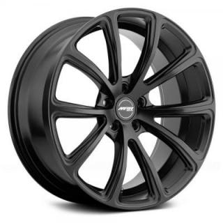 MRR DESIGN WHEELS  HR10 MATTE BLACK