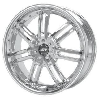 SPECIAL BUY WHEELS  AMERICAN RACING AR663 HAZE CHROME PPT