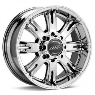 SPECIAL BUY WHEELS  AMERICAN RACING AR708 BRIGHT PVD PPT