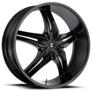 2 CRAVE WHEELS  2 CRAVE N15 SATIN BLACK RIM