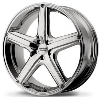AMERICAN RACING WHEELS  AR883 MAVERICK CHROME RIM