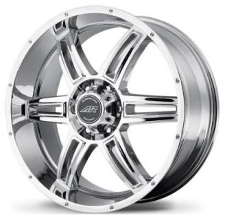 AR890 CHROME RIM from AMERICAN RACING WHEELS
