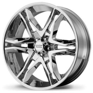 AR893 MAINLINE CHROME RIM from AMERICAN RACING WHEELS