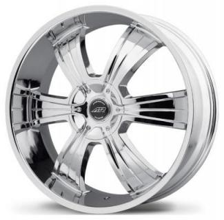 AR894 CHROME RIM from AMERICAN RACING WHEELS