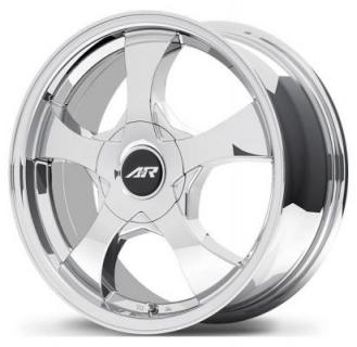AR895 BRIGHT PVD RIM from AMERICAN RACING WHEELS