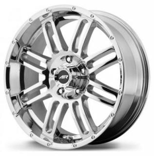 AMERICAN RACING WHEELS  AR901 BRIGHT PVD