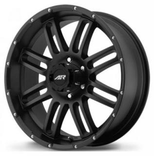 AMERICAN RACING WHEELS  AR901 SATIN BLACK