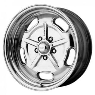 VN471 SALT FLAT SPECIAL POLISHED RIM from AMERICAN RACING WHEELS