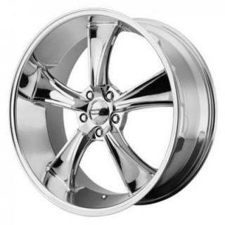 AMERICAN RACING WHEELS  VN805 BLVD CHROME RIM