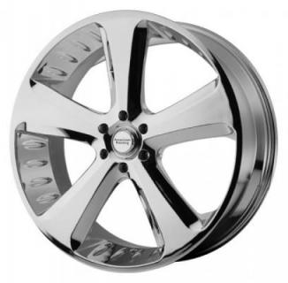 VN870 CIRCUIT CHROME RIM from AMERICAN RACING WHEELS