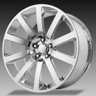 V1170 2005 300 SRT8 CHROME RIM by WHEEL REPLICAS WHEELS