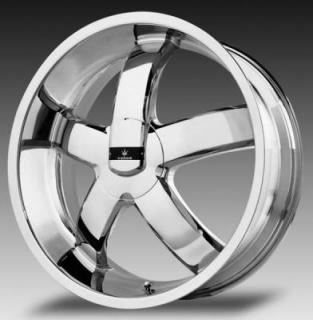 VERDE WHEELS  SKYLON CHROME RIM