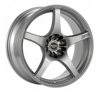 ENKEI WHEELS  RP03 RACING SILVER WHEEL