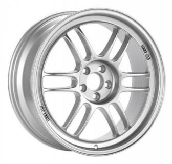 ENKEI WHEELS  RPF1 RACING SILVER<br> cap additional $35 ea.