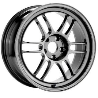 RPF1 RACING SPECIAL BRILLIANT COLOR <br> cap additional $35 ea. from ENKEI WHEELS