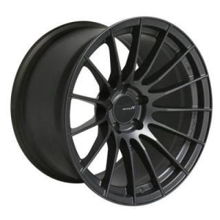 ENKEI WHEELS  RS05RR MATTE GUNMETAL WHEEL