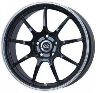 ENKEI WHEELS  RSM9 PIANO BLACK WHEEL