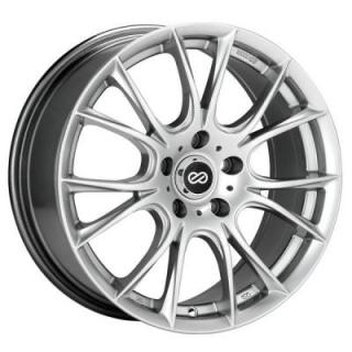 ENKEI WHEELS  AMMODO HYPER SILVER WHEEL
