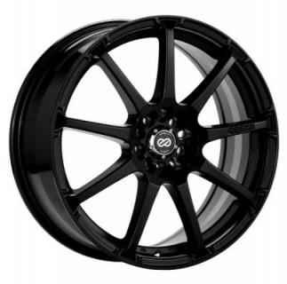 ENKEI WHEELS  EDR9 MATTE BLACK WHEEL