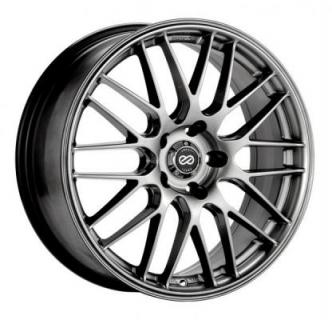 ENKEI WHEELS  EKM3 HYPER SILVER WHEEL
