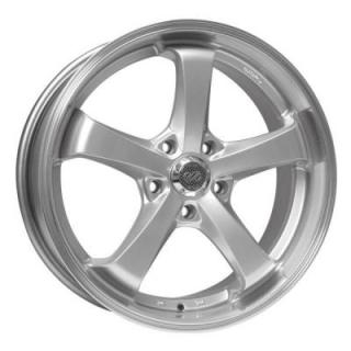 FALCON HYPER SILVER WHEEL from ENKEI WHEELS