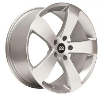 ENKEI WHEELS  GP5 SILVER WHEEL