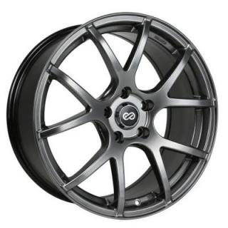 ENKEI WHEELS  M52 HYPER BLACK